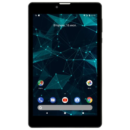 Планшет DIGMA CITI 7587 3G (2019) черный