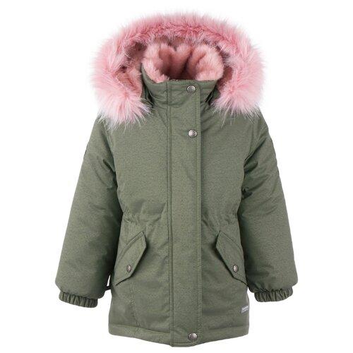Купить Куртка KERRY Miriam K20429 размер 116, 3301 зеленый, Куртки и пуховики