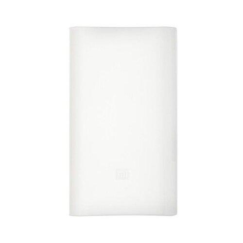 Чехол для внешнего аккумулятора Xiaomi MI Power 2 10000 mAh белый
