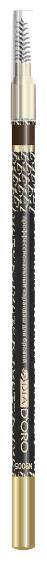 Dia D'oro карандаш для бровей Карандаш для бровей с щёточкой