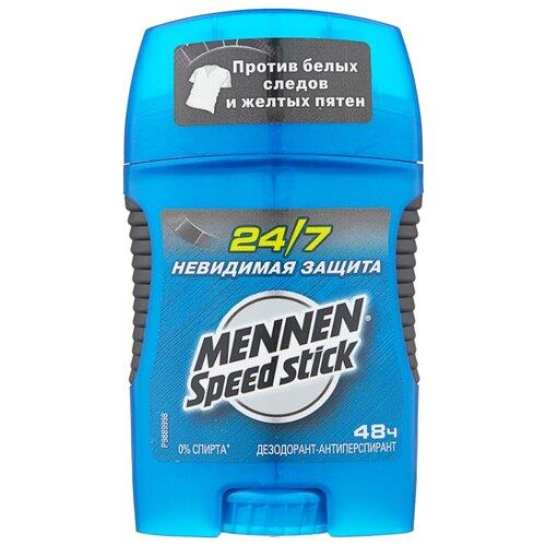 Дезодорант-антиперспирант стик Mennen Speed Stick 24/7 Невидимая защита, 50 г