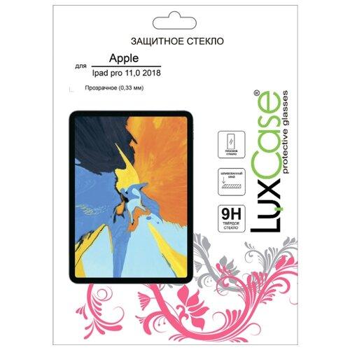 Защитное стекло LuxCase для Apple iPad Pro 12.9 2018 прозрачный