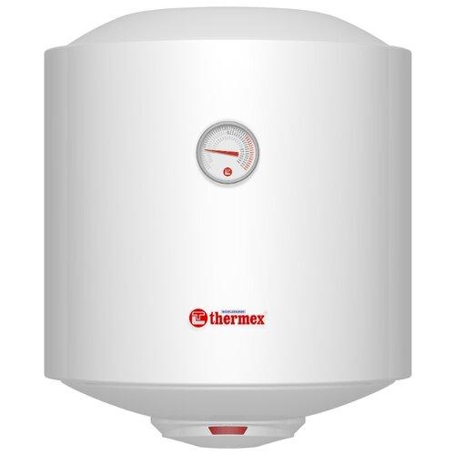 Накопительный электрический водонагреватель Thermex TitaniumHeat 50 V, белый