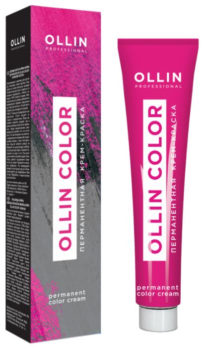 OLLIN Professional Color перманентная крем-краска для волос, 60 мл