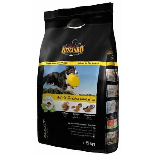 Корм для собак Belcando Adult Active для активных собак средних и крупных пород (5 кг)