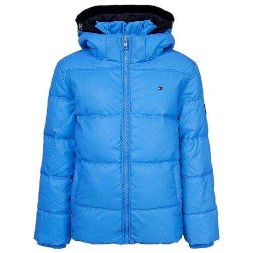 Куртка TOMMY HILFIGER KB0KB05883 размер 152, Dynamic Blue