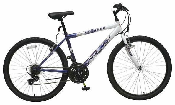 Горный (MTB) велосипед Fly Contour (2007)
