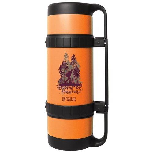 Классический термос Taller Оливер (1,6 л) оранжевый