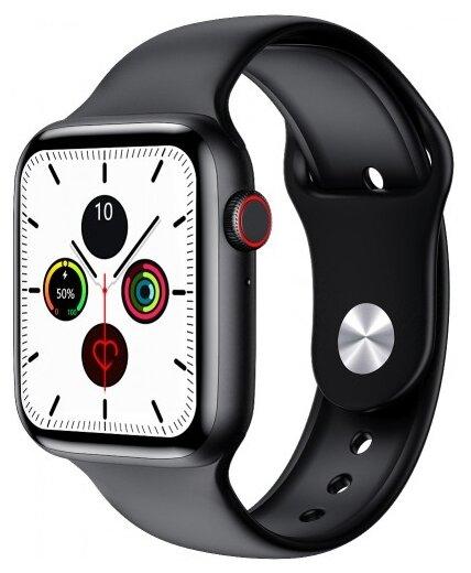 Умные часы BandRate Smart BRSW2626, черный фото 1