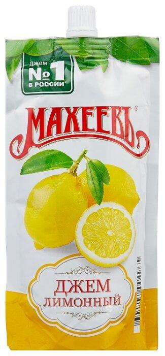 Джем Махеевъ лимонный, дой-пак 300 г