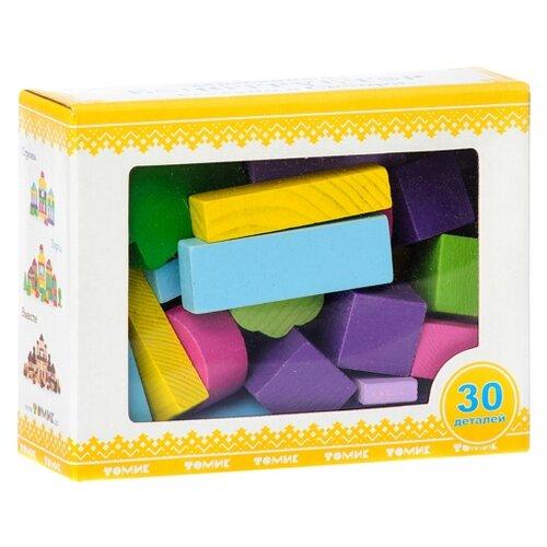 Купить Кубики Томик Краски дня Вечер 6674-33, Детские кубики