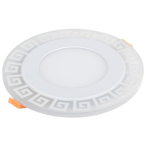Встраиваемый светильник Elektrostandard DSS002 7+3W 4200K встраиваемый светодиодный светильник elektrostandard dlr006 12w 4200k ps n 4690389084782