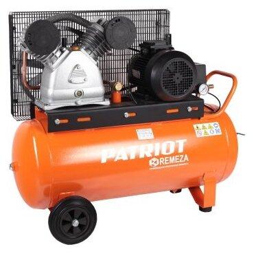 Компрессор масляный PATRIOT REMEZA СБ 4/С- 100 LB 50, 100 л, 4 кВт
