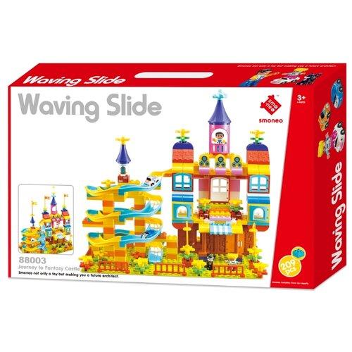 Конструктор Smoneo Waving Slide 88003 Замок, Конструкторы  - купить со скидкой