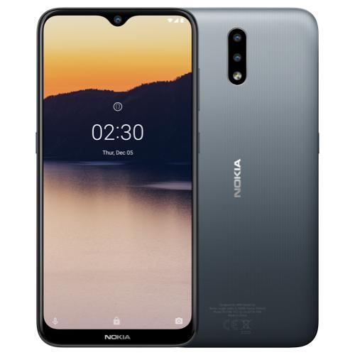 Смартфон Nokia 2.3 32GB Dual Sim угольный