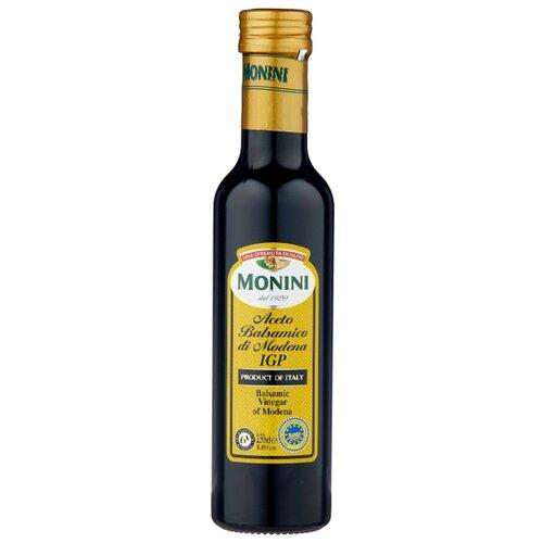 Уксус Monini бальзамический винный 250 мл бальзамический уксус prezioso белый 500 мл