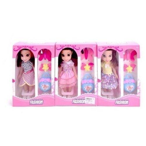 Кукла Наша Игрушка, 25 см, XH610 игрушка