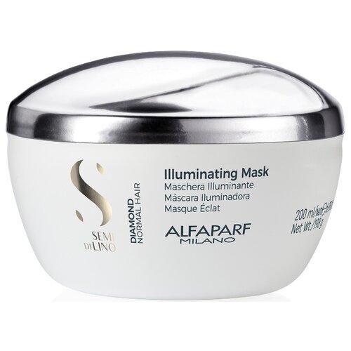 Alfaparf Milano SDL Diamond Маска для нормальных волос, придающая блеск, 200 мл