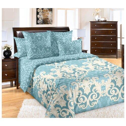 Фото - Постельное белье «Шанталь 1», перкаль (Семейный) покрывало текс дизайн шанталь 140х210 см голубой