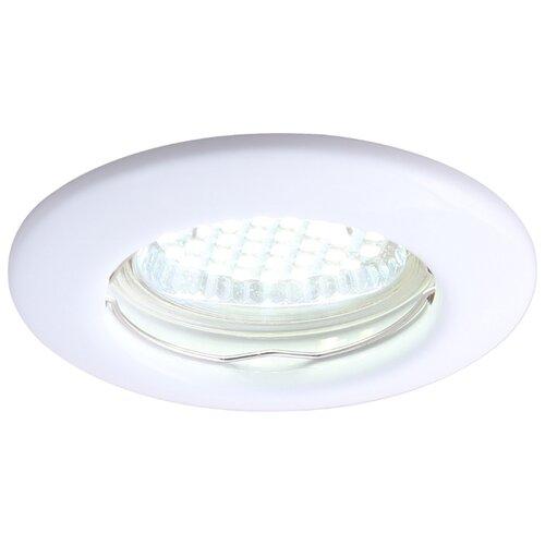 Встраиваемый светильник Arte Lamp A1203PL-1WH arte lamp встраиваемый светильник aqua a2024pl 1wh