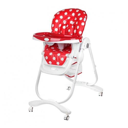 Стульчик для кормления Nuovita Fantasia клубника со сливками стульчик для кормления inglesina my time цвет sugar az91k9sgaru