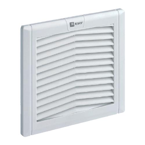 Вентиляторная панель / вентиляционная решетка распределительного шкафа EKF EXF52 вентилятор распределительного шкафа ekf fan19f