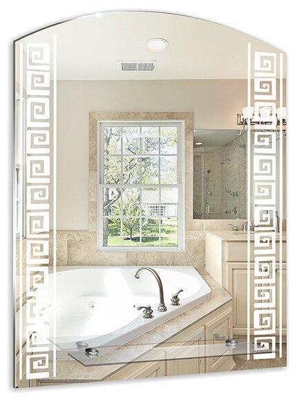 Зеркало Mixline Восток 525450 53.5x67 см без рамы