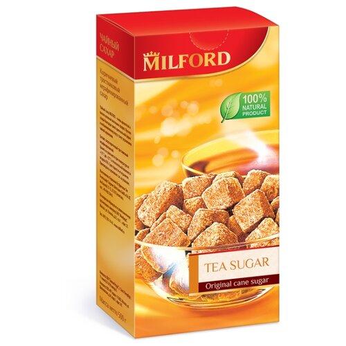 Сахар Milford Чайный коричневый тростниковый 0.5 кг