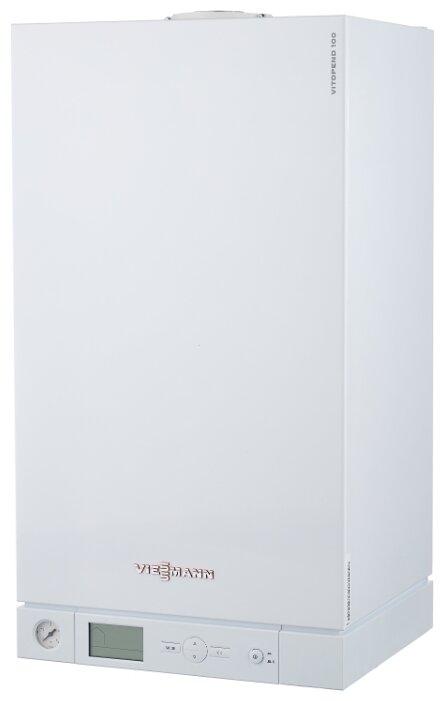 Газовый котел Viessmann Vitopend 100-W A1JB010 24 кВт двухконтурный — купить по выгодной цене на Яндекс.Маркете