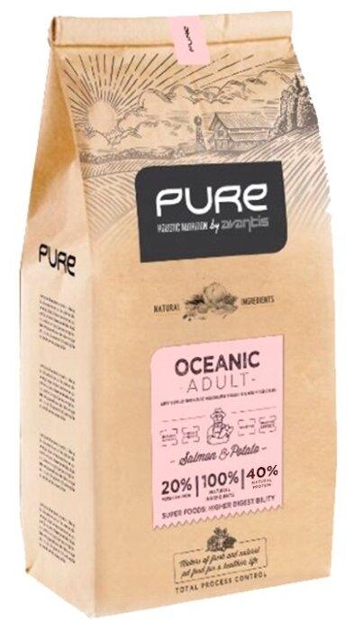 Корм для собак Pure Oceanic лосось с картофелем 2 кг