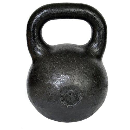 Гиря цельнолитая TITAN уральская 8 кг