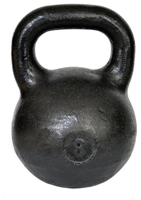 Гиря Titan уральская (8,0 кг)