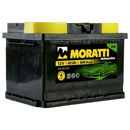 Автомобильный аккумулятор Moratti 560 065 060