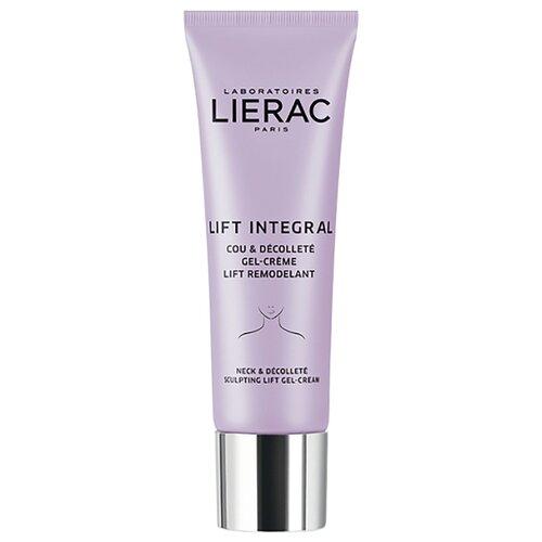 Крем-гель Lierac Lift Integral Neck & Decollete Sculpting lift gel-cream для шеи и зоны декольте, 50 мл недорого
