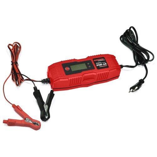 Зарядное устройство Парма УЗИ-4А красный зарядное