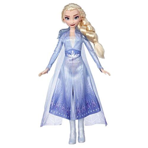 Купить Кукла Hasbro Disney Princess Холодное сердце 2 Эльза, 28 см, E6709, Куклы и пупсы
