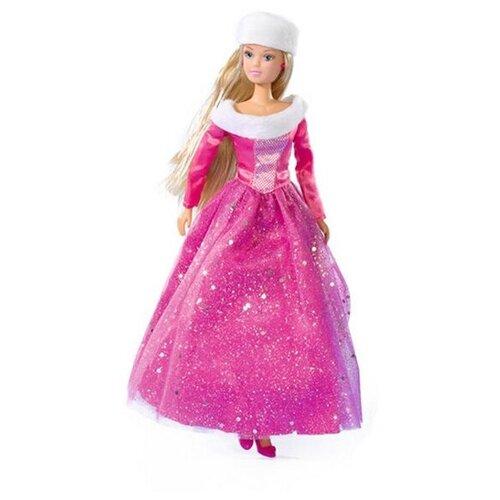 Кукла Steffi Love Штеффи в розовом зимнем наряде, 29 см, 5730664-2