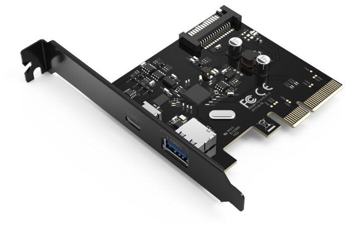 USB 3.1 Gen2 контроллер ORICO PA31-AC