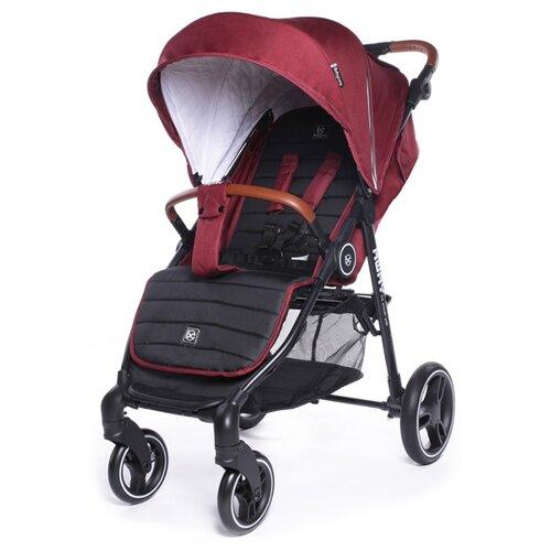 Прогулочная коляска Baby Care Away red коляска baby care incity blue