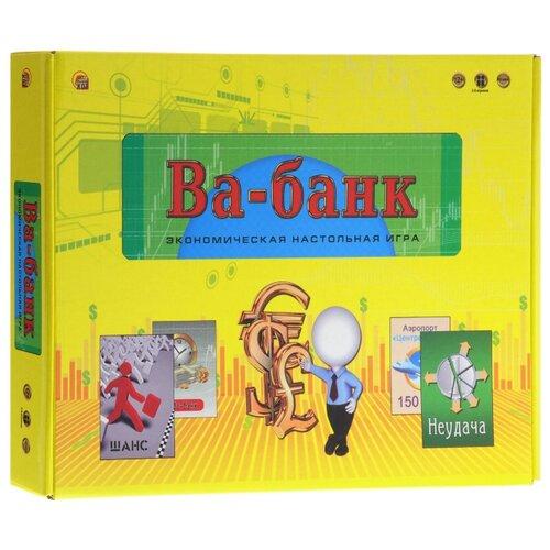 Настольная игра Рыжий кот Ва-Банк ИН-1788 джеймс суэйн ва банк