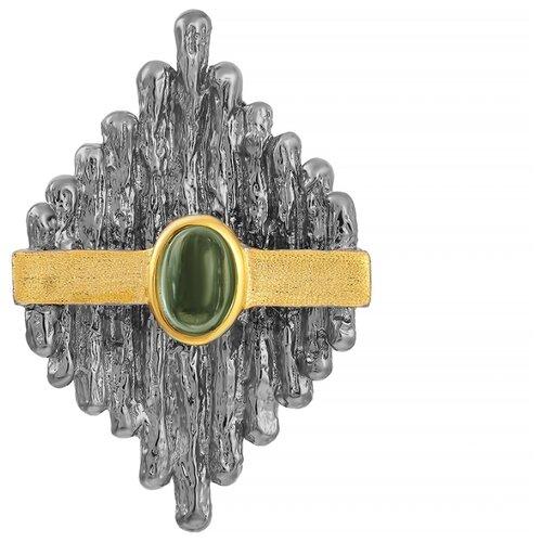 JV Серебряные серьги с перидотом YE01081-SR-PD-BJ