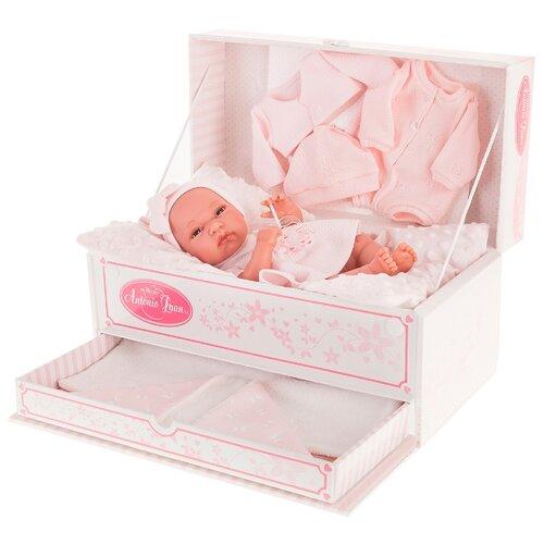 Кукла Antonio Juan Фиона в розовом, 33 см, 6027P