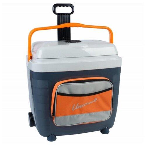 Автомобильный холодильник Camping World Unicool 28L серый/оранжевый