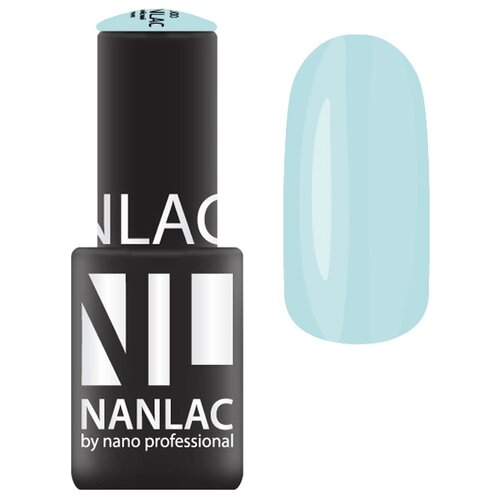 Гель-лак для ногтей Nano Professional Эмаль, 6 мл, NL 2160 Голубые Гавайи гель лак для ногтей nano professional эмаль 6 мл оттенок nl 2175 свободная любовь