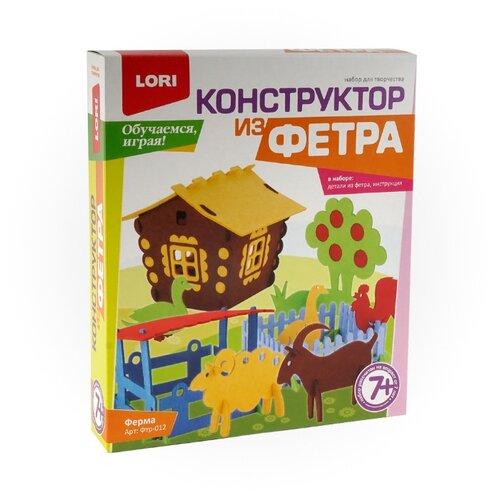 Купить Набор пазлов LORI Ферма (Фтр-012), Пазлы