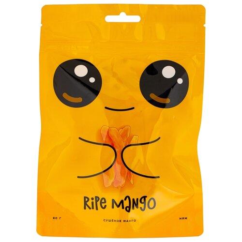 Манго Ripe mango cушеное , 80 г брюки mango man mango man he002emchnx7