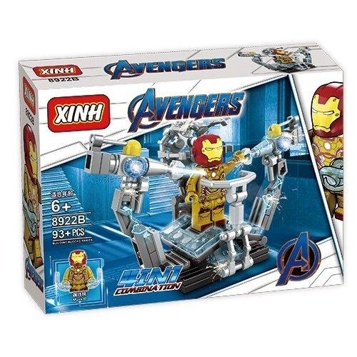 Конструктор Xinh Avengers 8922B Железный человек