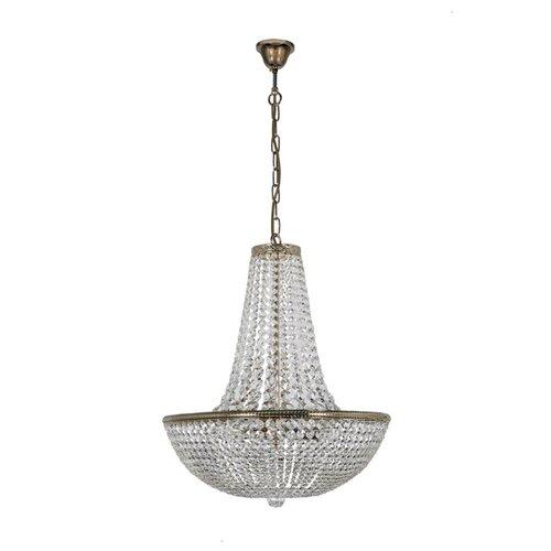 Люстра Arti Lampadari Todi E 1.5.50.100 G, E27, 360 Вт arti lampadari потолочная люстра arti lampadari todi e 1 3 50 502 g