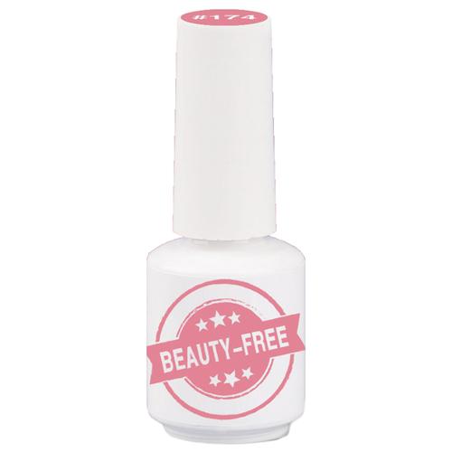 Купить Гель-лак для ногтей Beauty-Free Flourish, 8 мл, пастельно-розовый