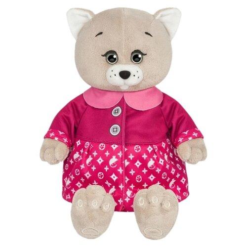 Купить Мягкая игрушка Maxitoys Мышель в розовом пальто 25 см, Мягкие игрушки